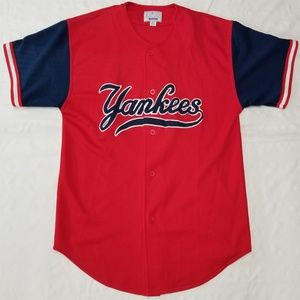 New York Yankees Starter jersey men sz L vintage